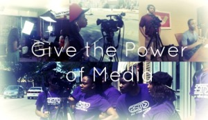 Give The Power of Media