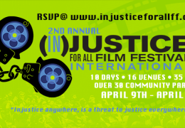 (In)Justice For All Film Festival: Young Filmmakers For Justice
