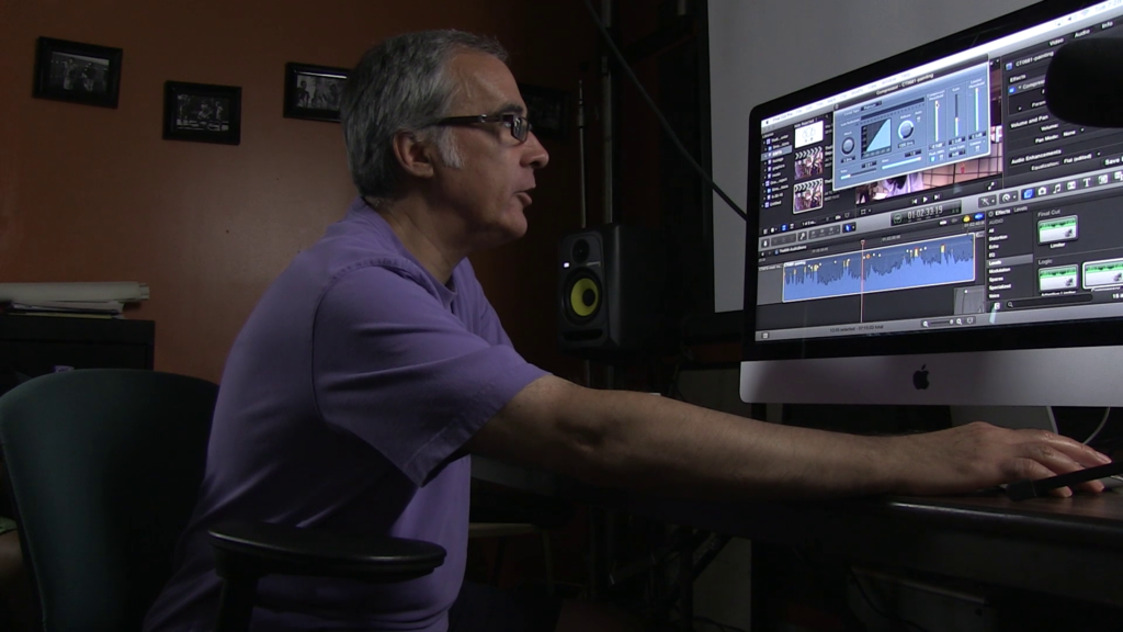 Audio Expert Jeff Kliment Visits CTVN to Teach Sound Mixing